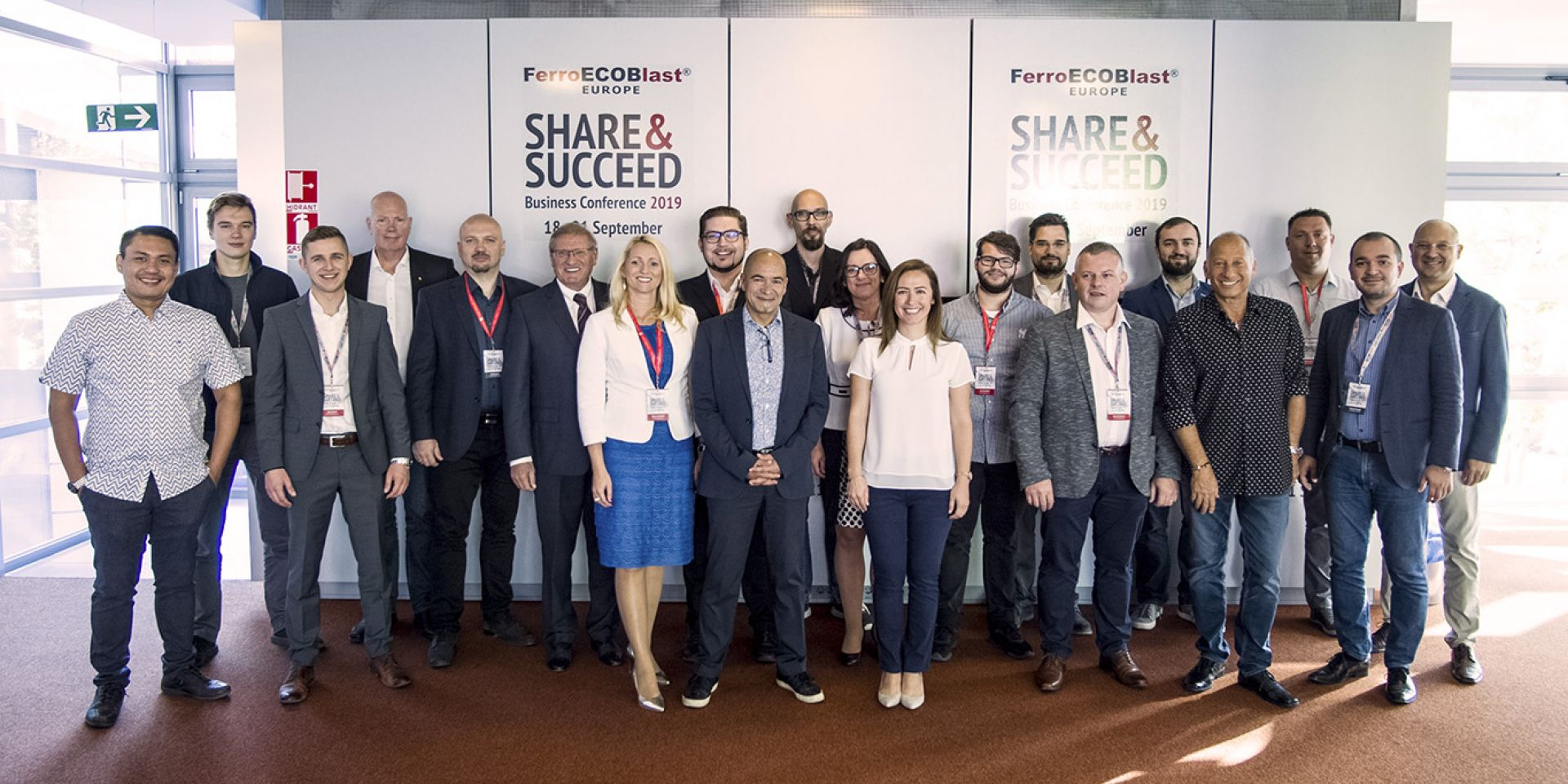 Share & Succeed Business Conference