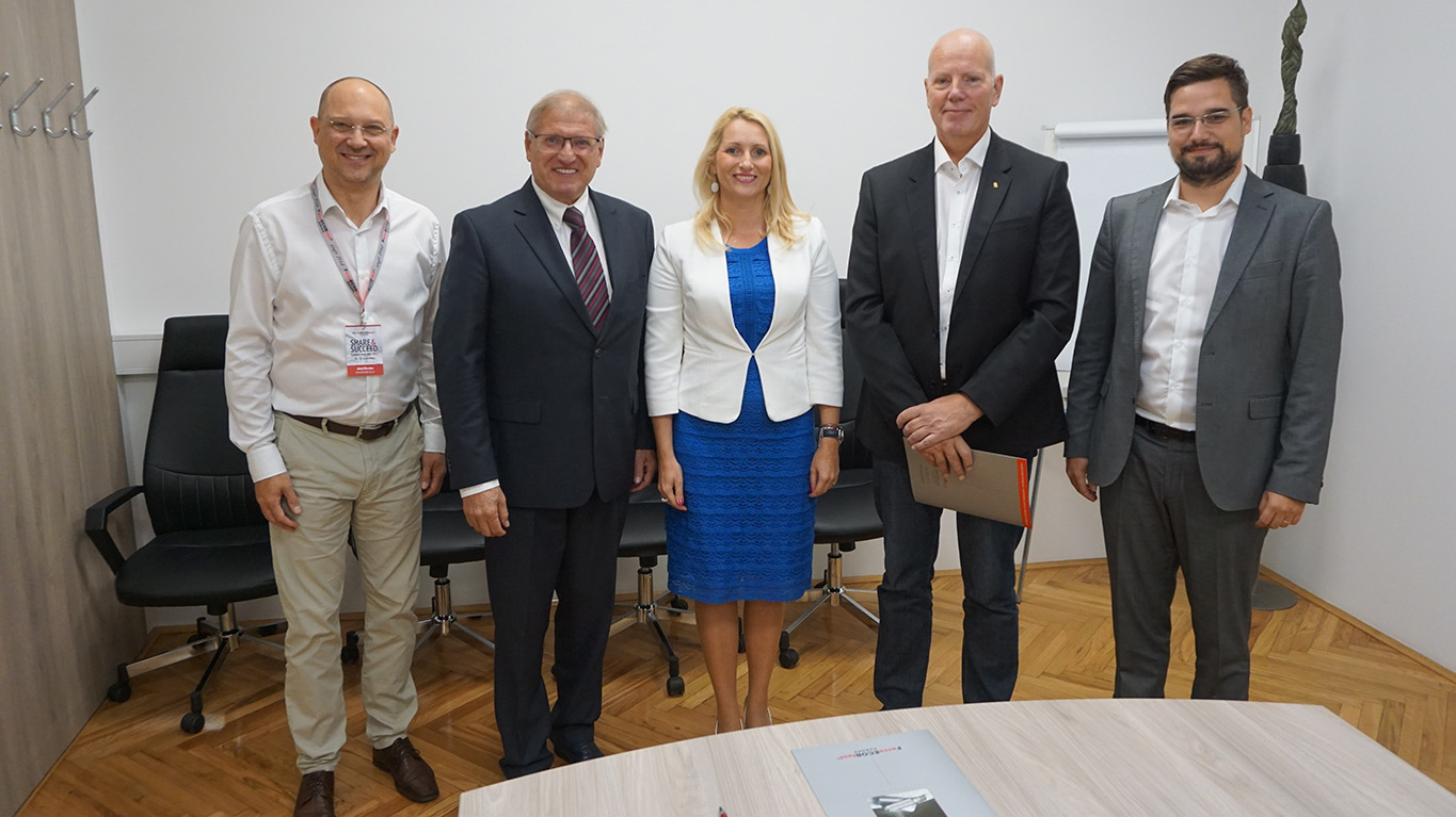 "<h2 style=""box-sizing: border-box; font-family: &quot;Roboto Condensed Light&quot;, sans-serif; font-weight: 300; line-height: 55px; color: rgb(59, 59, 59); margin-top: 20px; margin-bottom: 24px; font-size: 45px; letter-spacing: -0.9px; transition: color 0.2s linear 0s; font-style: normal; font-variant-ligatures: normal; font-variant-caps: normal; orphans: 2; text-align: start; text-indent: 0px; text-transform: none; white-space: normal; widows: 2; word-spacing: 0px; -webkit-text-stroke-width: 0px; background-color: rgb(255, 255, 255); text-decoration-style: initial; text-decoration-color: initial;"">Strategic partnership signed between <span style=""color: rgb(196, 22, 28);""><strong>FerroECOBlast &amp; Aquila Triventek</strong></span></h2>"