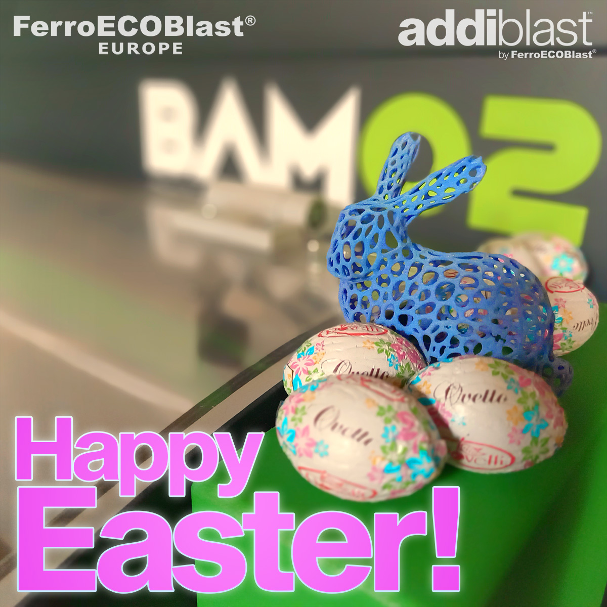 <h2>Happy <strong>Easter!</strong></h2>