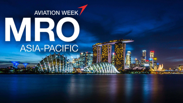Visit us at MRO Asia-Pacific 2019in Singapore