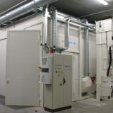 Revoz-Ex blast room-electro cabinet