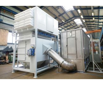Powder enameling systems