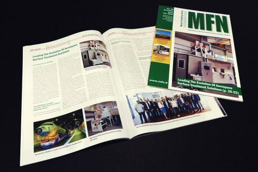 New article in MFN magazine!
