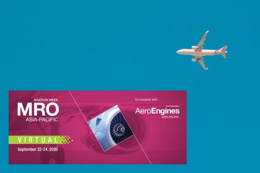 Meet us at MRO Asia - Pacific Virtual 2020